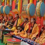 Musicians during the Tse Chu Chenmo