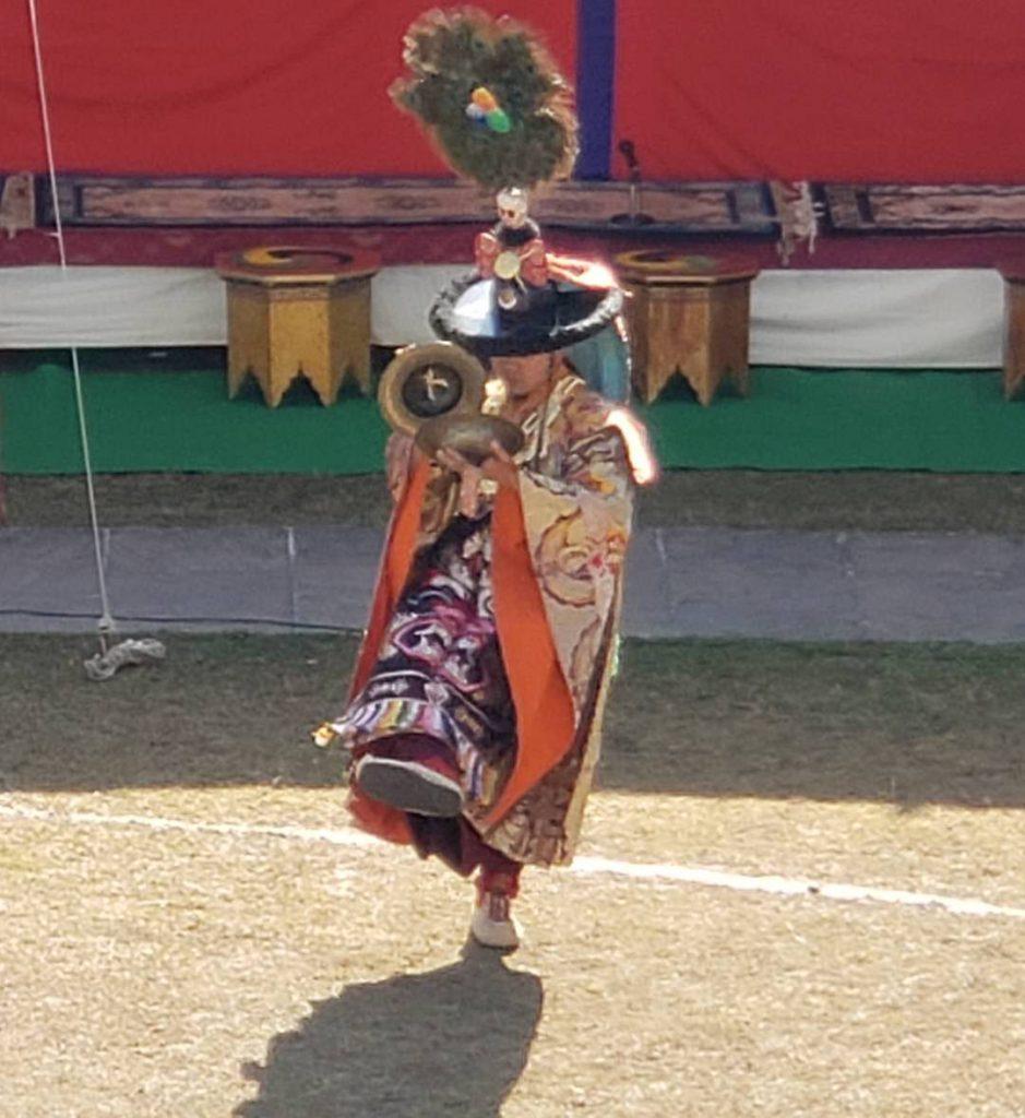 Shinje Drekjom Drubchen 2019 at Mindrolling