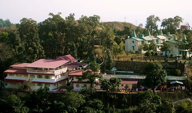 Samten Tse Retreat Centre