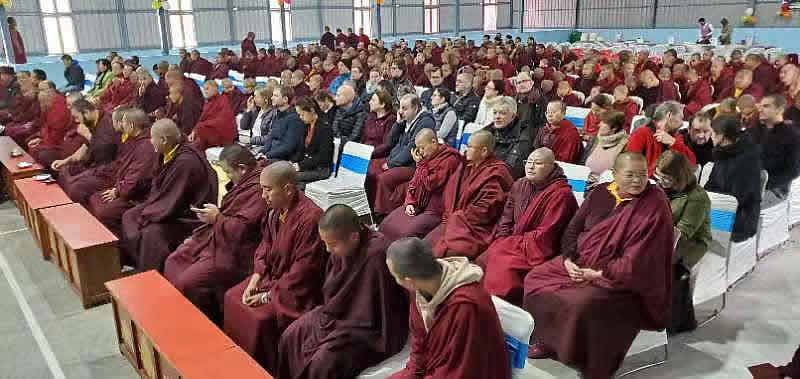 Founders Day 2020 at Mindrolling Monastery-10