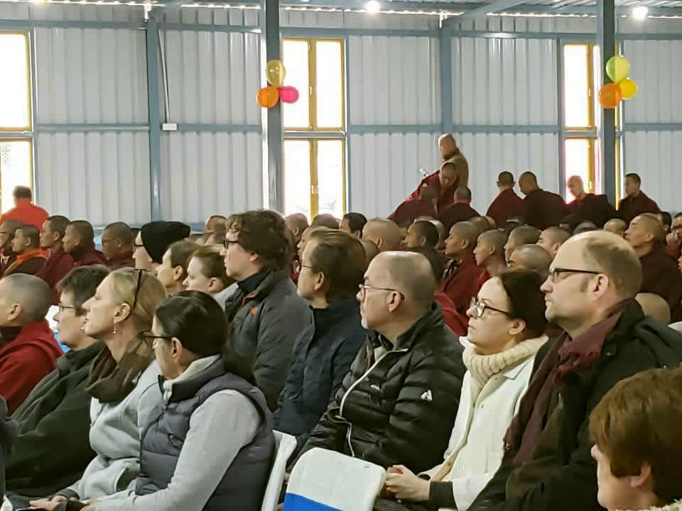 Founders Day 2020 at Mindrolling Monastery-2