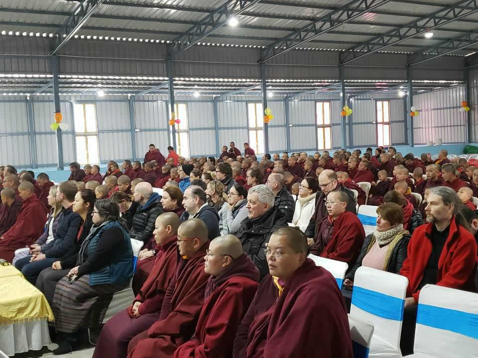 Founders Day 2020 at Mindrolling Monastery-4