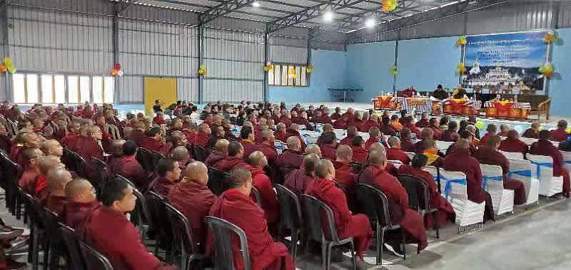 Founders Day 2020 at Mindrolling Monastery-7