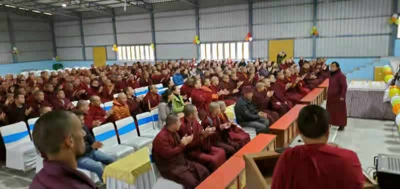 Founders Day 2020 at Mindrolling Monastery-8
