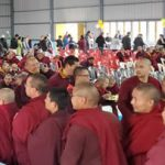 Founders Day 20201 at Mindrolling Monastery