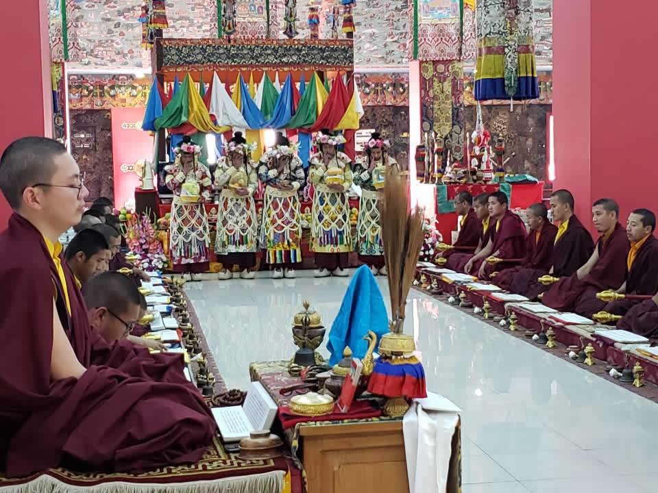 Mindrolling Monastery-Thugje Chenpo-18-20200308