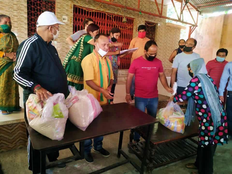 Providing Aid
