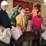 Distributing pandemic aid