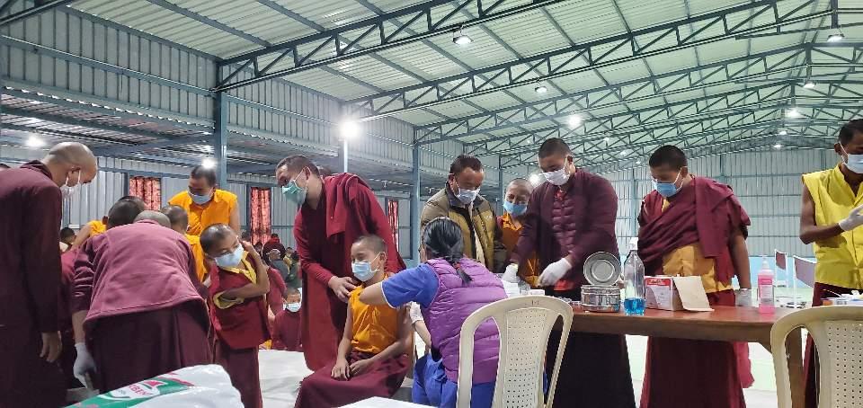Mindrolling International Pandemic Aid-11