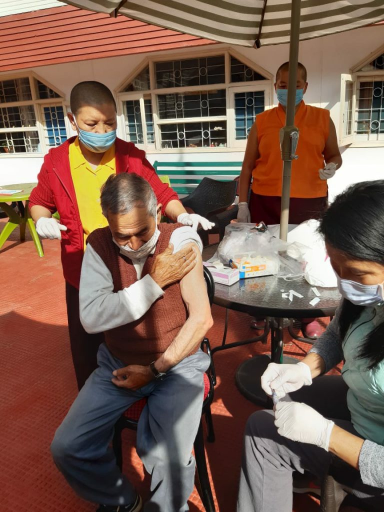 Mindrolling International Pandemic Aid-13