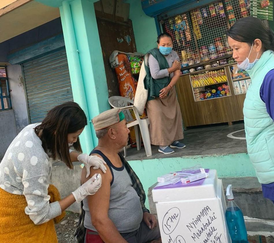Mindrolling International Pandemic Aid-2