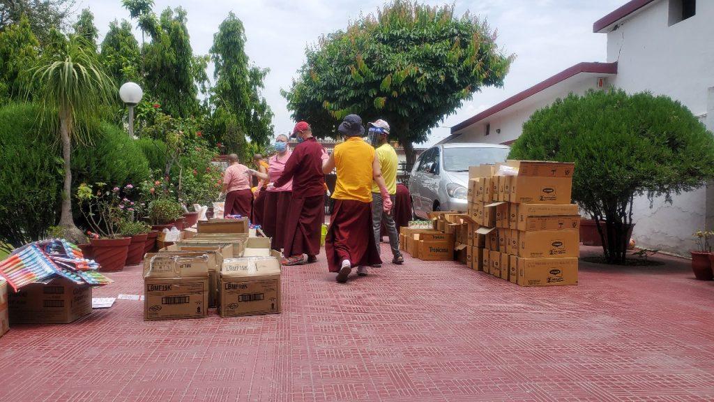 Mindrolling International Pandemic Aid-23