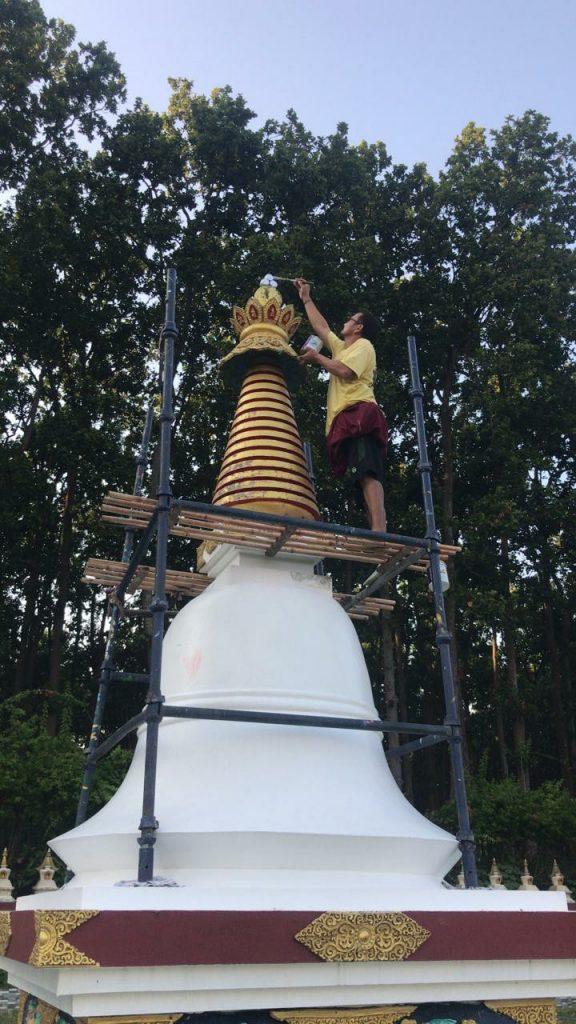 Mindrolling Monastery Renovations 2020-2
