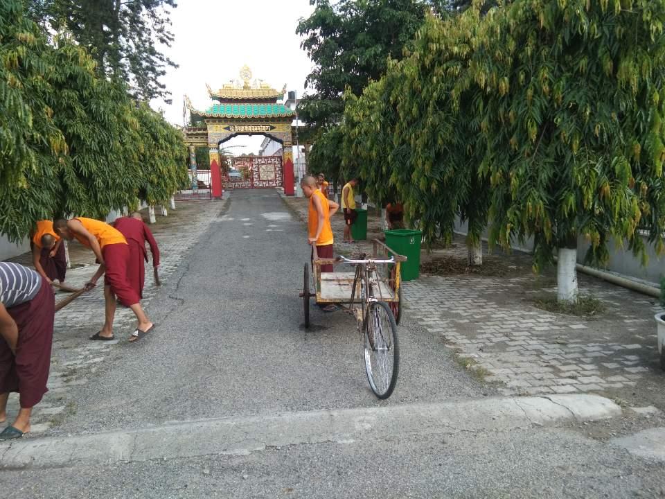 Mindrolling Monastery Renovations 2020-4