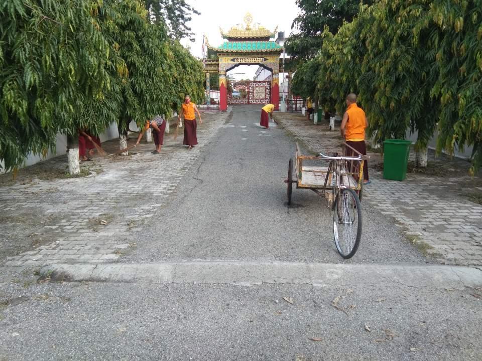Mindrolling Monastery Renovations 2020-5