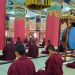 Vast wisdom and compassionate activity at Mindrolling
